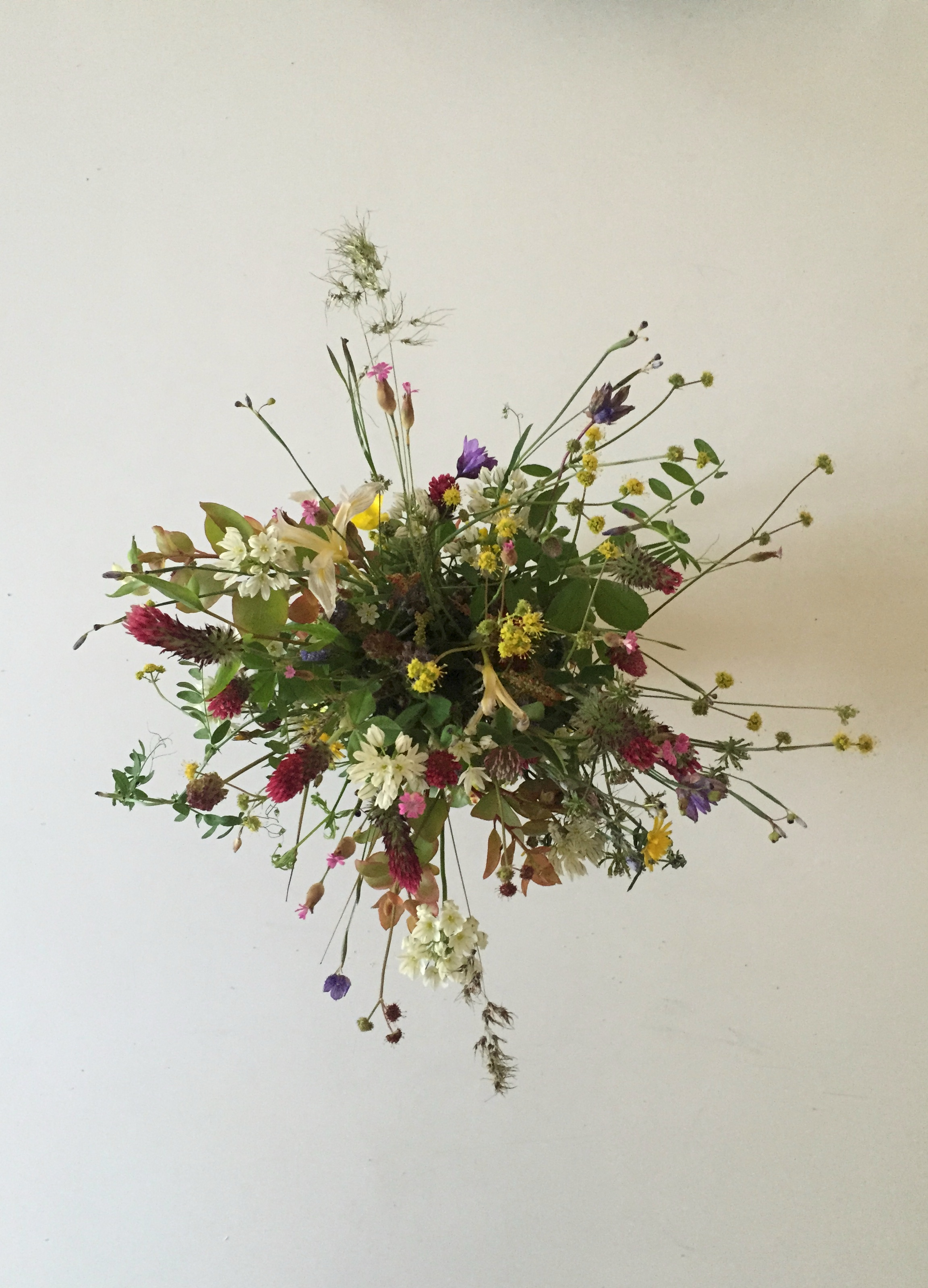 One of the bouquets.
