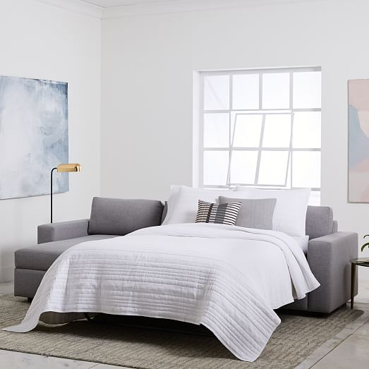 West Elm Urban Sleeper Sofa
