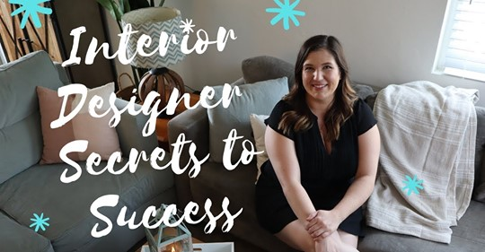 Krystin Krebs Interiors Shares How She Built Her Business During the Recession - Our resident interior designer has shared her best marketing campaign, time management tools, her secrets to success in the interior design world.