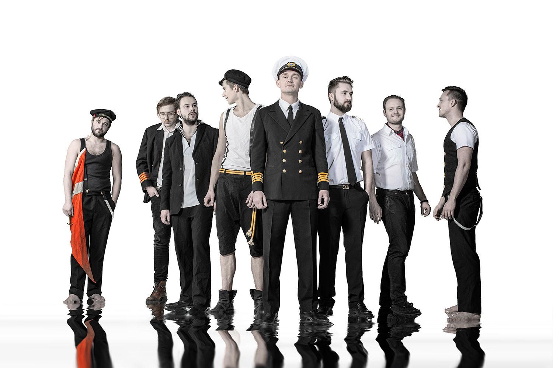 """Fra albummet """"Vi Går Sammen Ned"""" udgivet i 2013."""