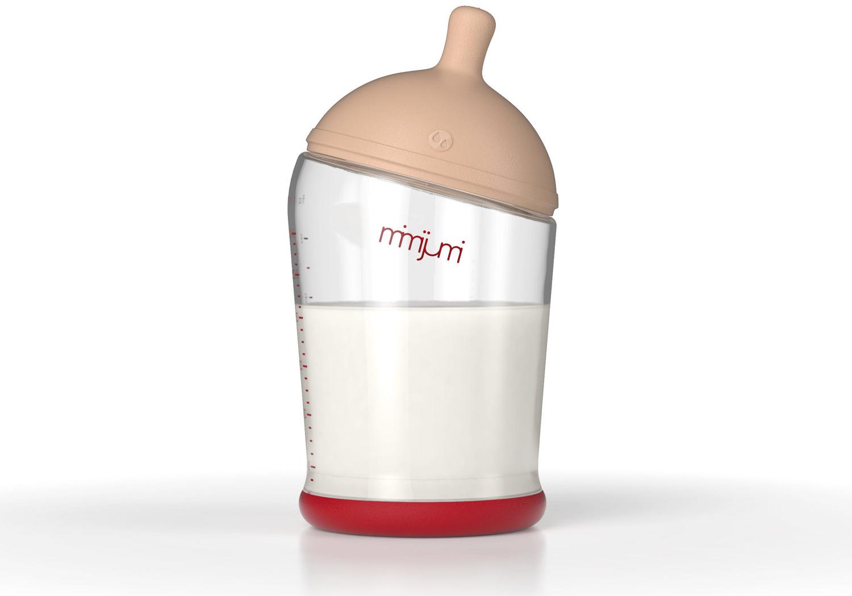 Biberon Very Hungry - Relai en allaitement - lait maternel