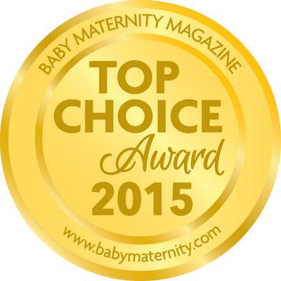 Baby maternity 2015 Top choice award.jpg