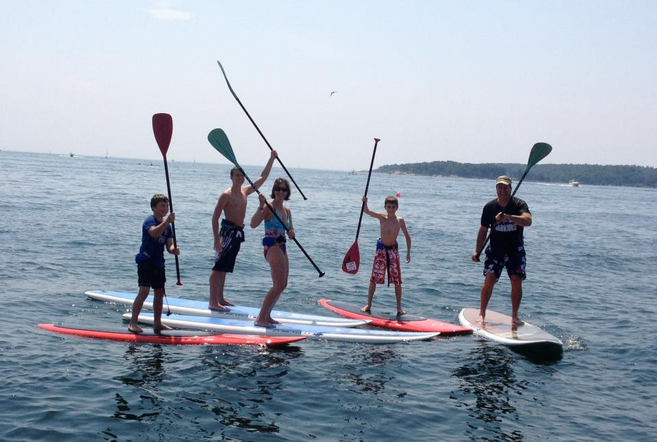 Paddleboard Lessons & Tours