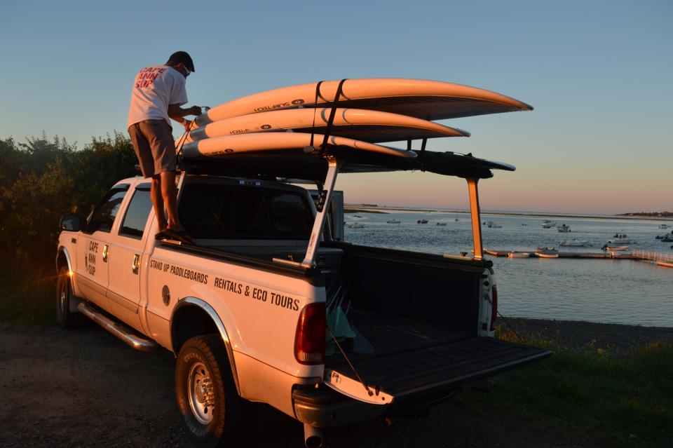 Paddleboard Rental Pick up and Delivery