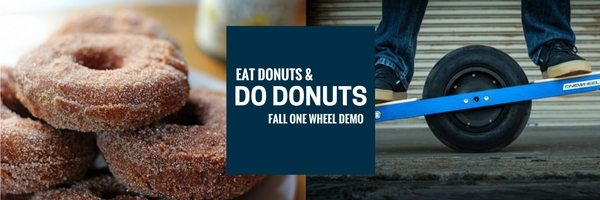Eat Donuts & Do Donuts