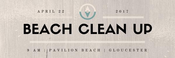 Earth Day Beach Clean Up Cape Ann