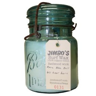 Jimbo's Surf Wax Candles - Mother's Day Gift