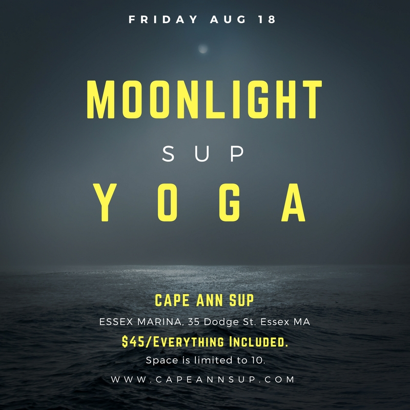 Moonlight SUPYoga