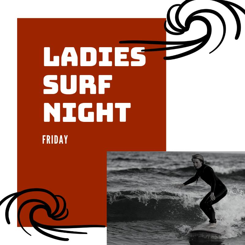 Ladies Surf Night Cape Ann SUP + Surf Co