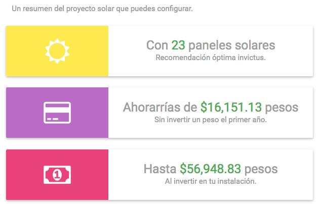 Invictus te ayuda a encontrar los mejores proveedores de proyecto de ahorro de energía como energía solar o eficiencia energética