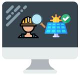 Baja tu recibo de luz con paneles solares para casas, es bien fácil