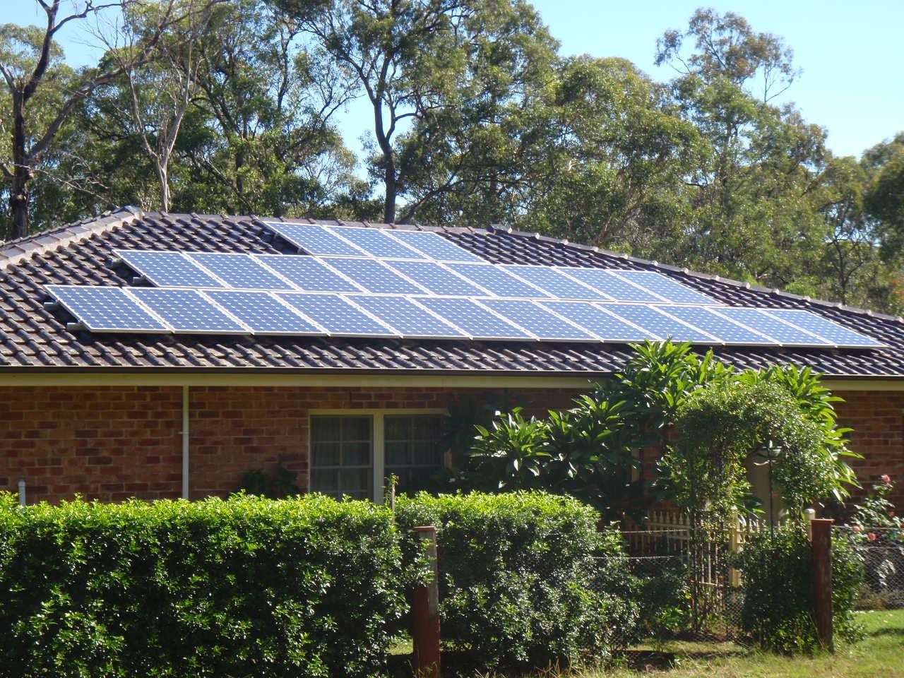 Ahorra con energía solar