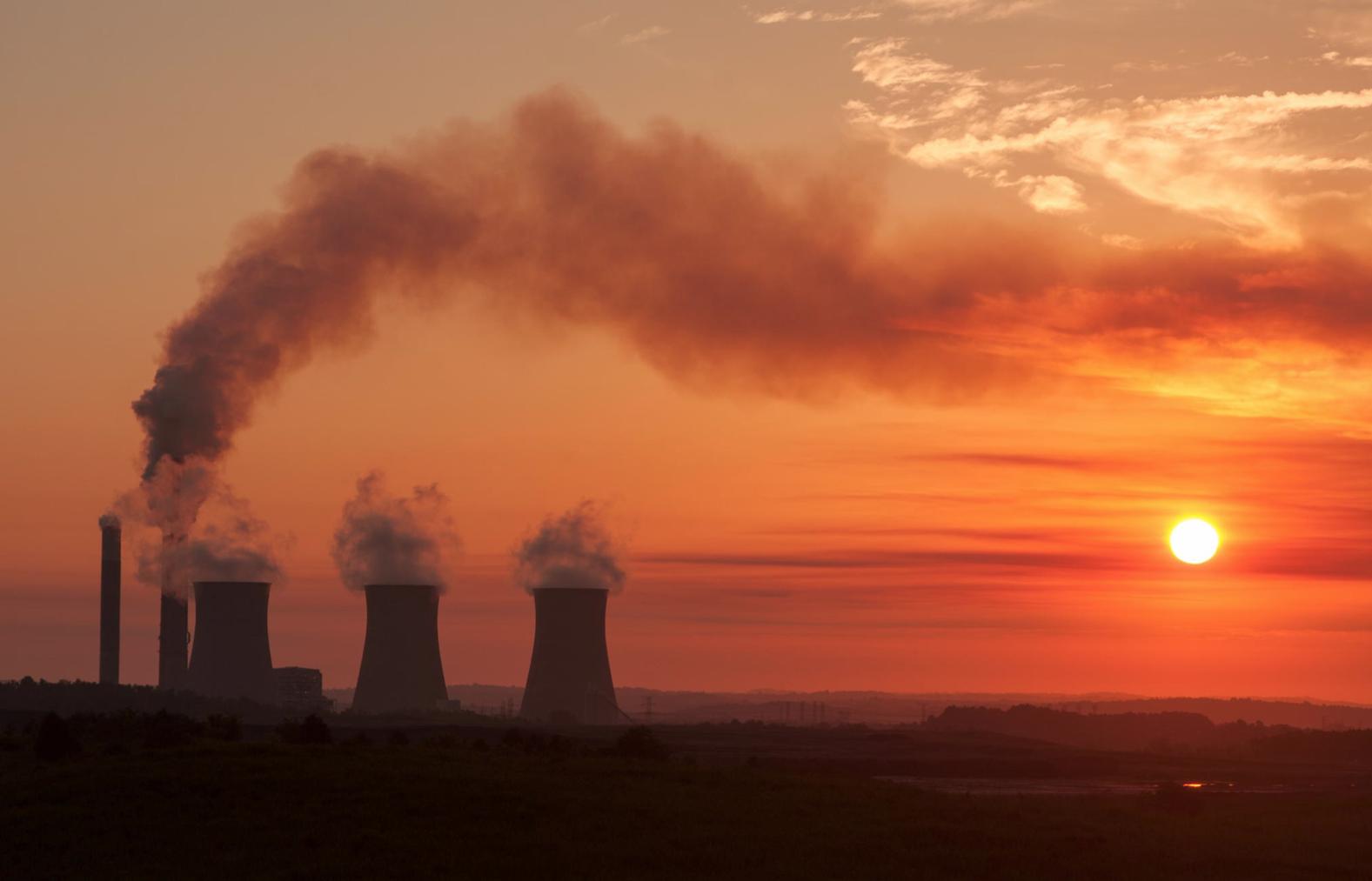 Otra termoeléctrica en México que quema carbón para producir electricidad