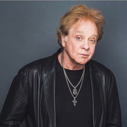 Eddie Money didn't want to live in a world without Felicity Huffman for two weeks.