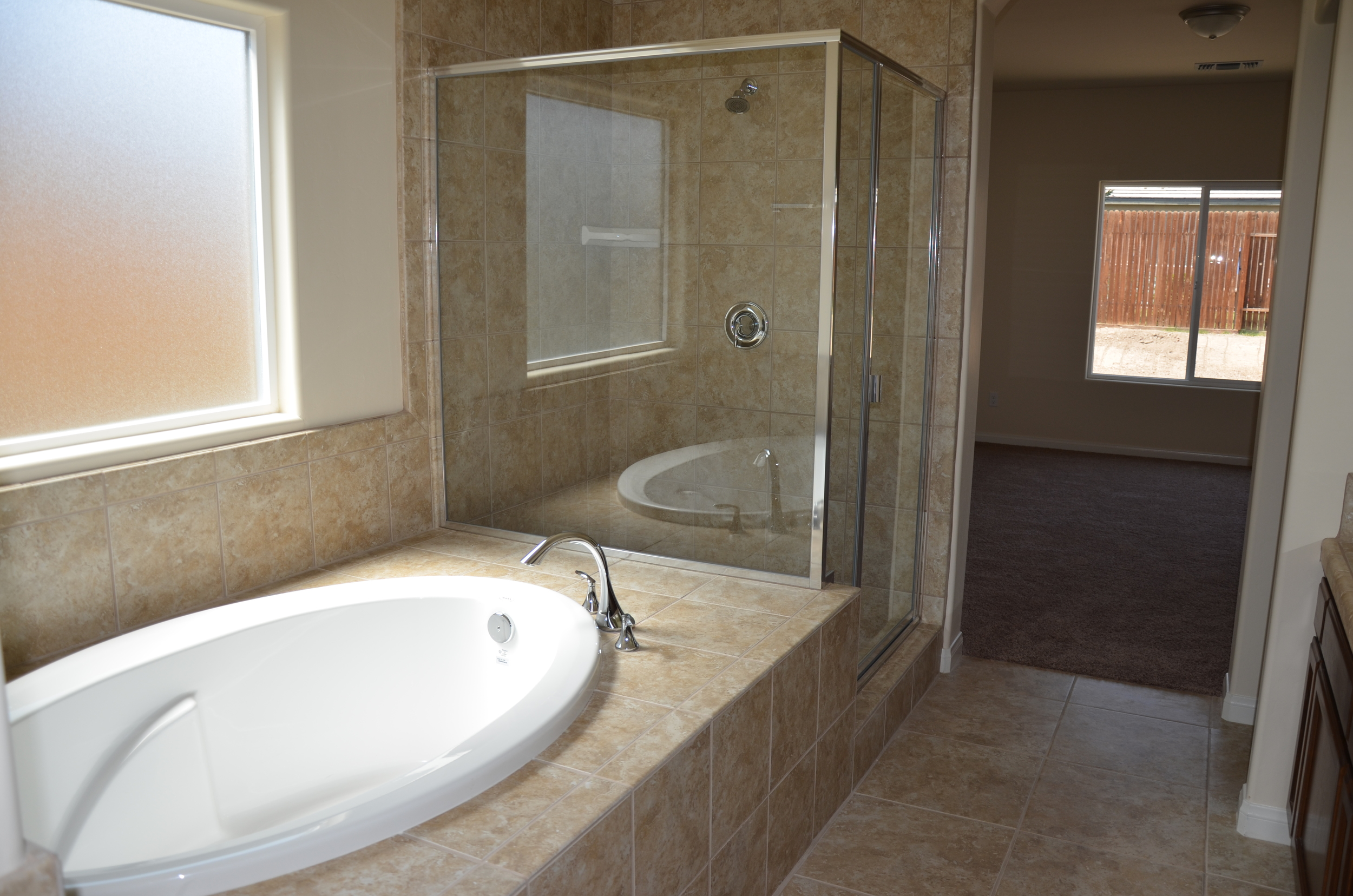 Resize - Master tub and shower in bathroom 1.JPG