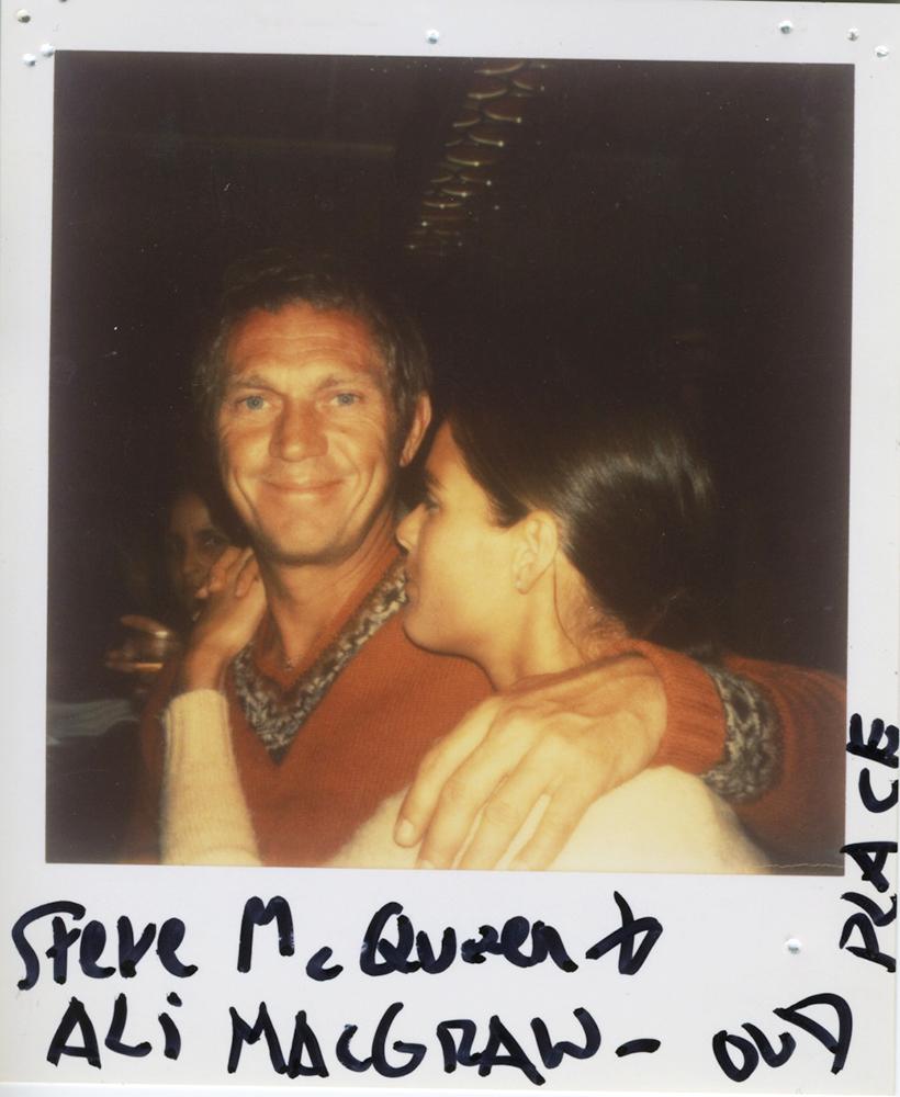 Locals Steve McQueen & Ali MacGraw