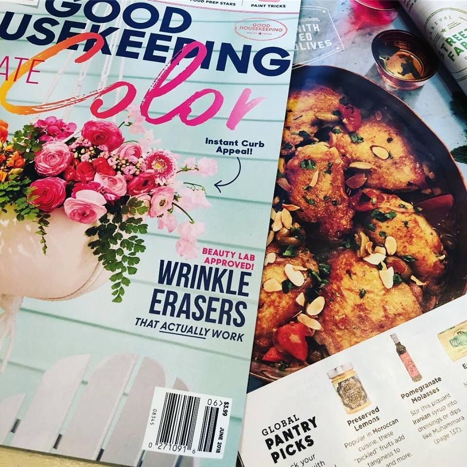 Featured in Good Housekeeping Magazine! -