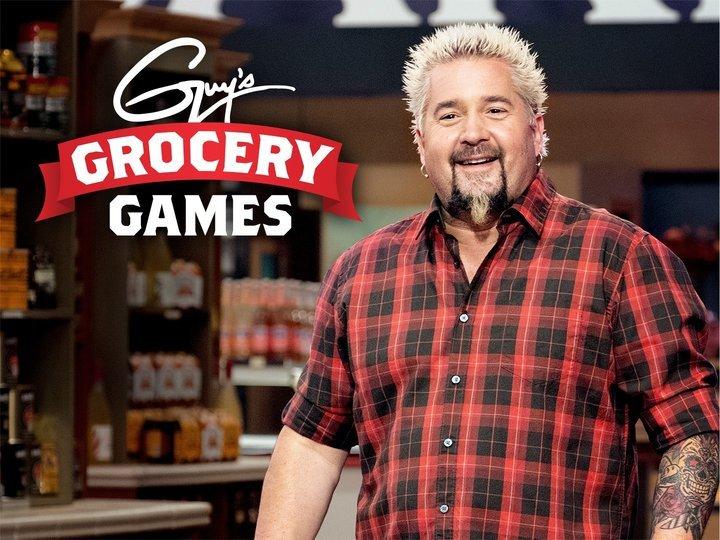 "Tara Kitchen on ""Guy's Grocery Games"" -"