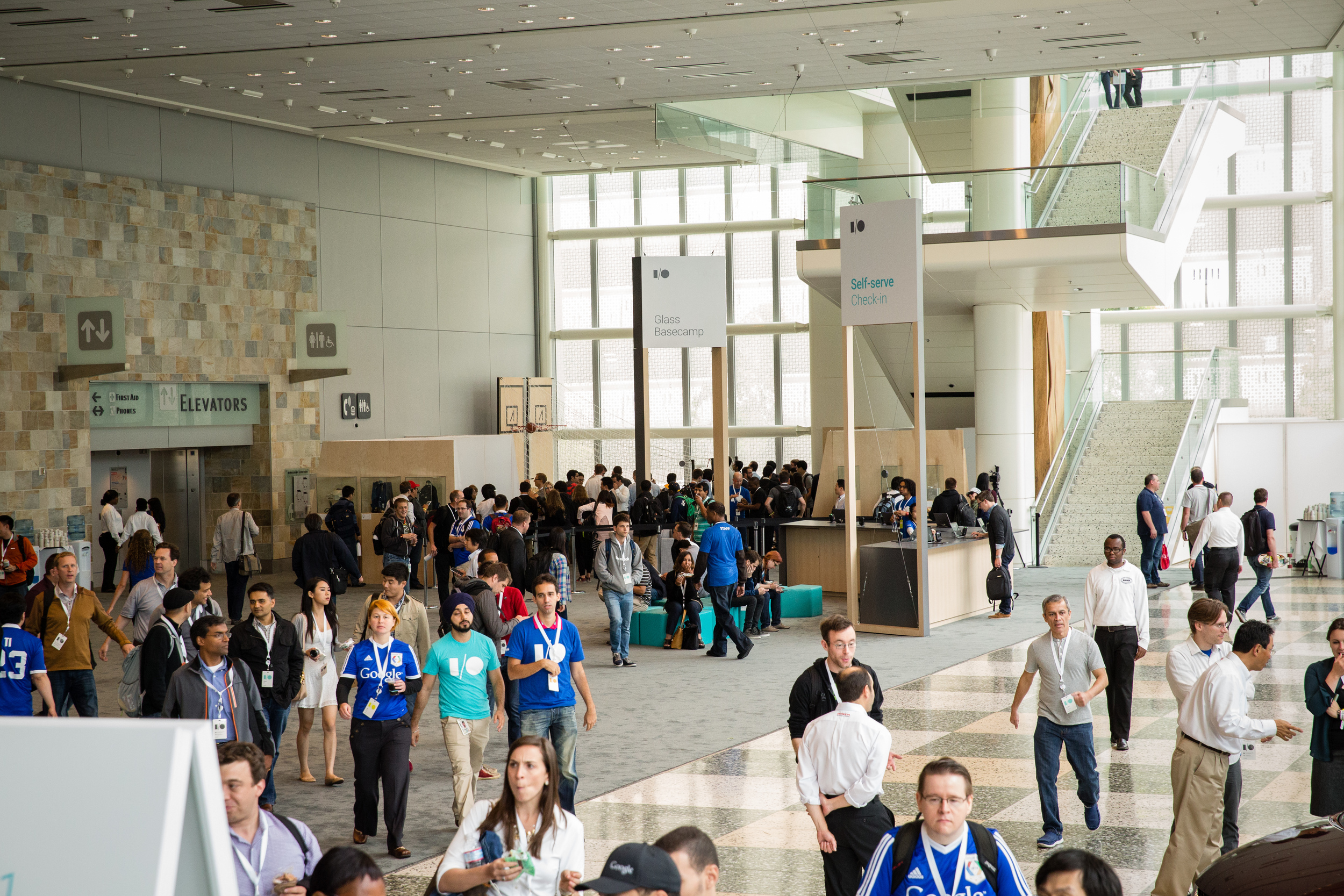 I/O 2014: Glass Basecamp