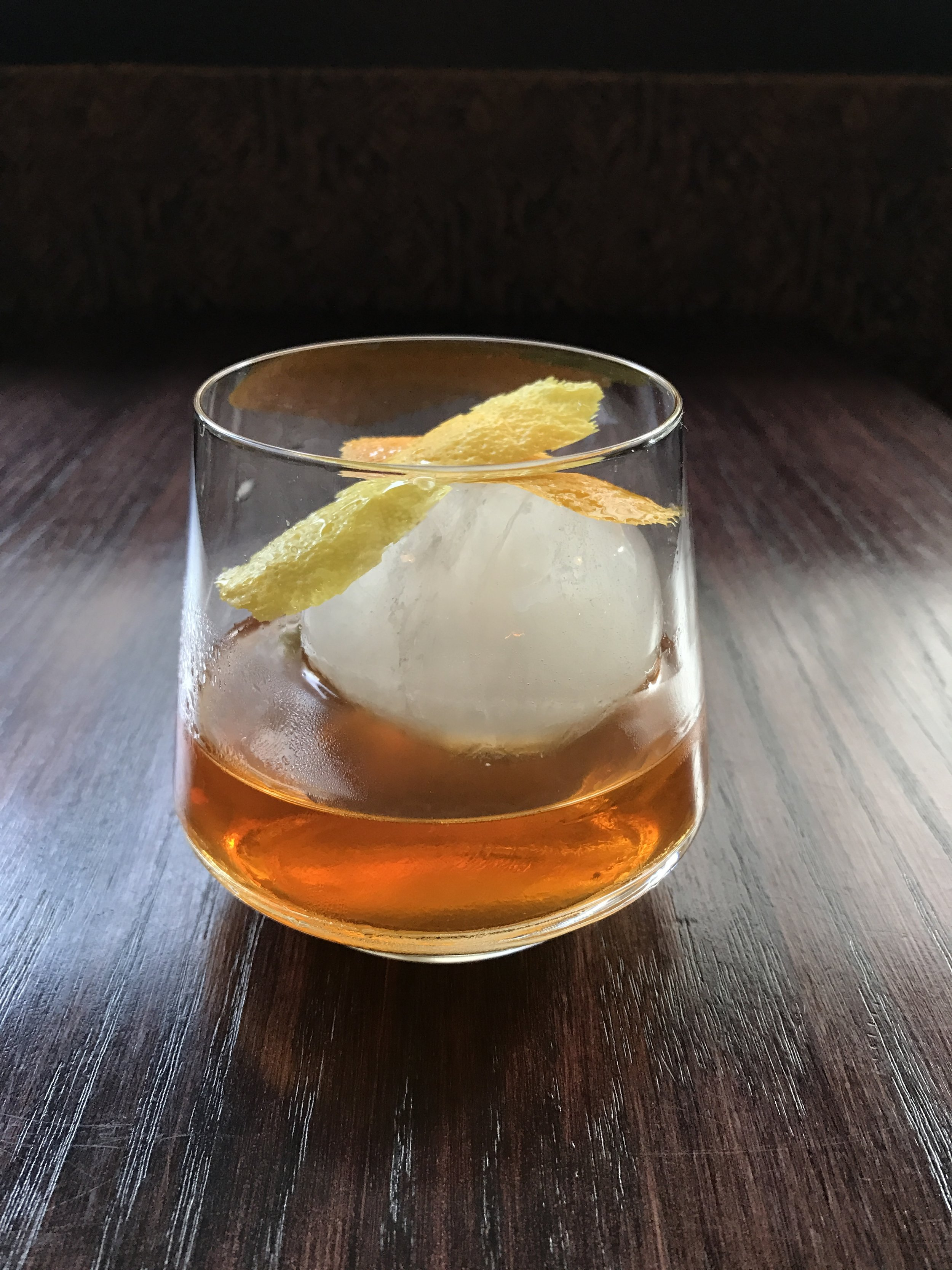 "Fancy ""Old Fashioned"""