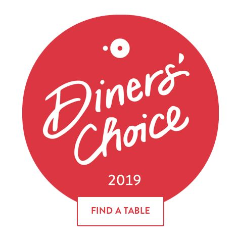 2019 Diner's Choice
