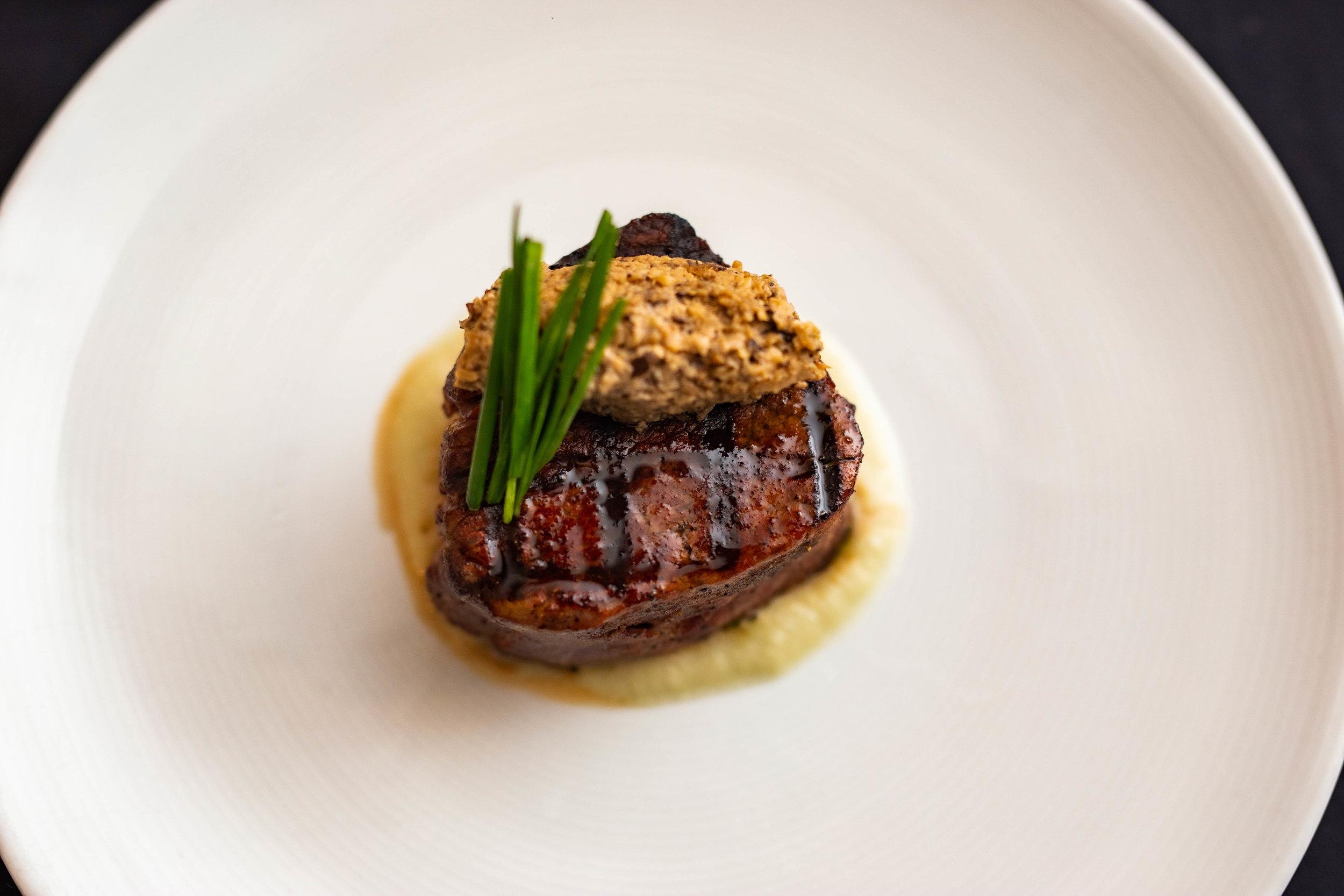 5a5 Steak Lounge San Francisco S