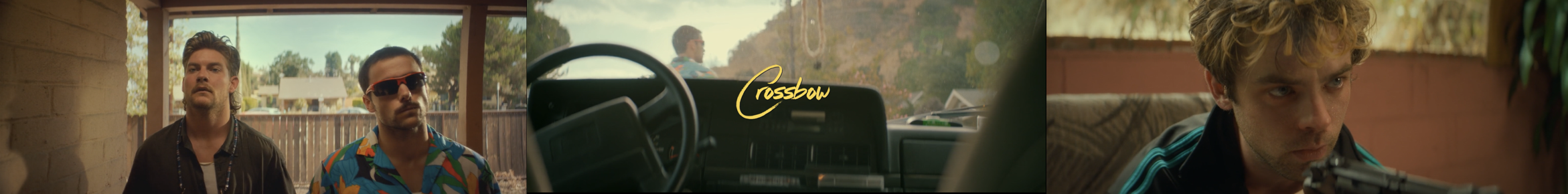 """Crossbow"" - Dir. Zach Lasry"