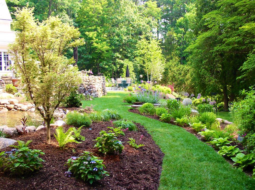 Landscape Design Ct Landscaping Organic Lawn Care Services