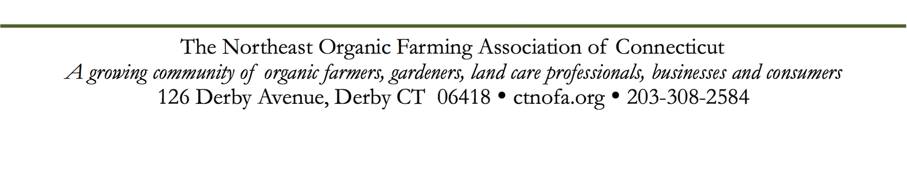 NEWLY ACCREDITED PROFESSIONAL PRACTICES ORGANIC LAND CARE IN BERLIN, CONNECTICUT