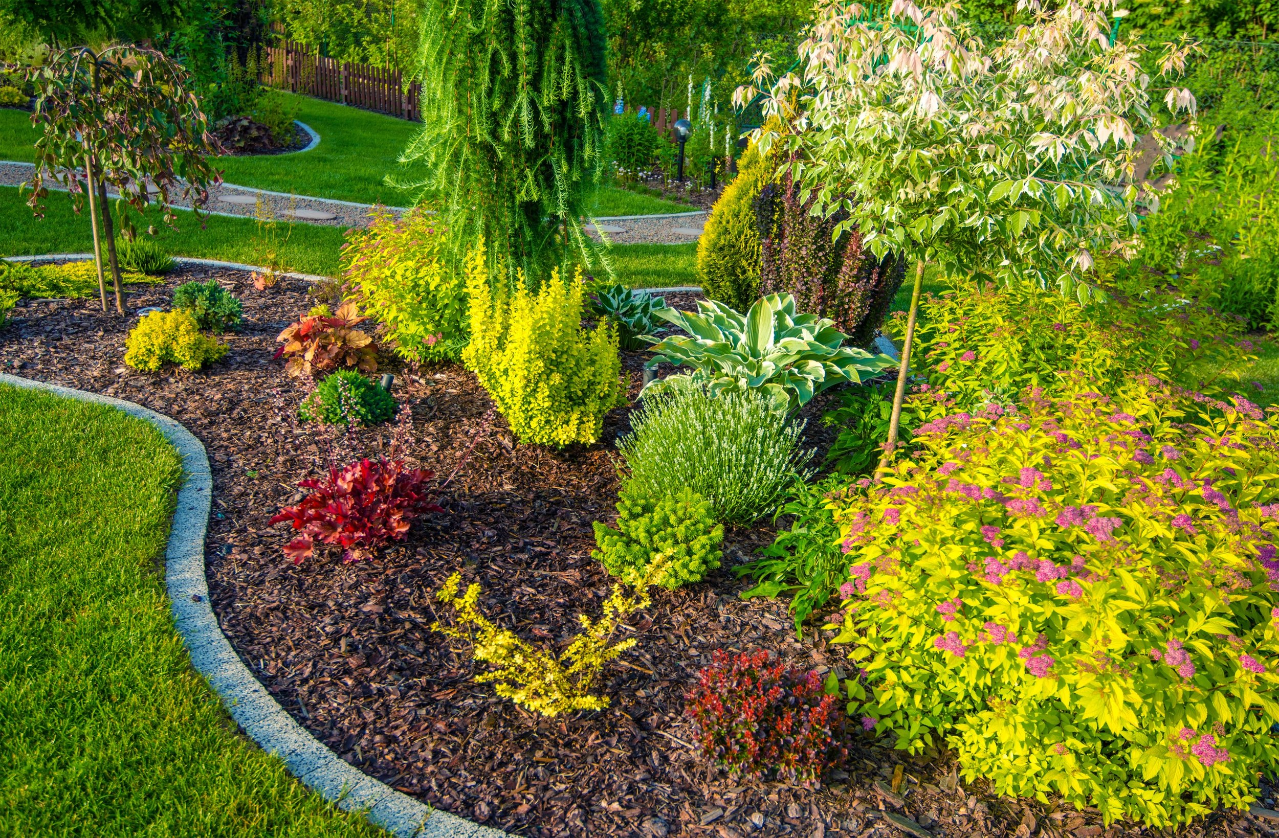 CT Landscaping & Organic Lawn Care Services   Hillside Landscaping Co.