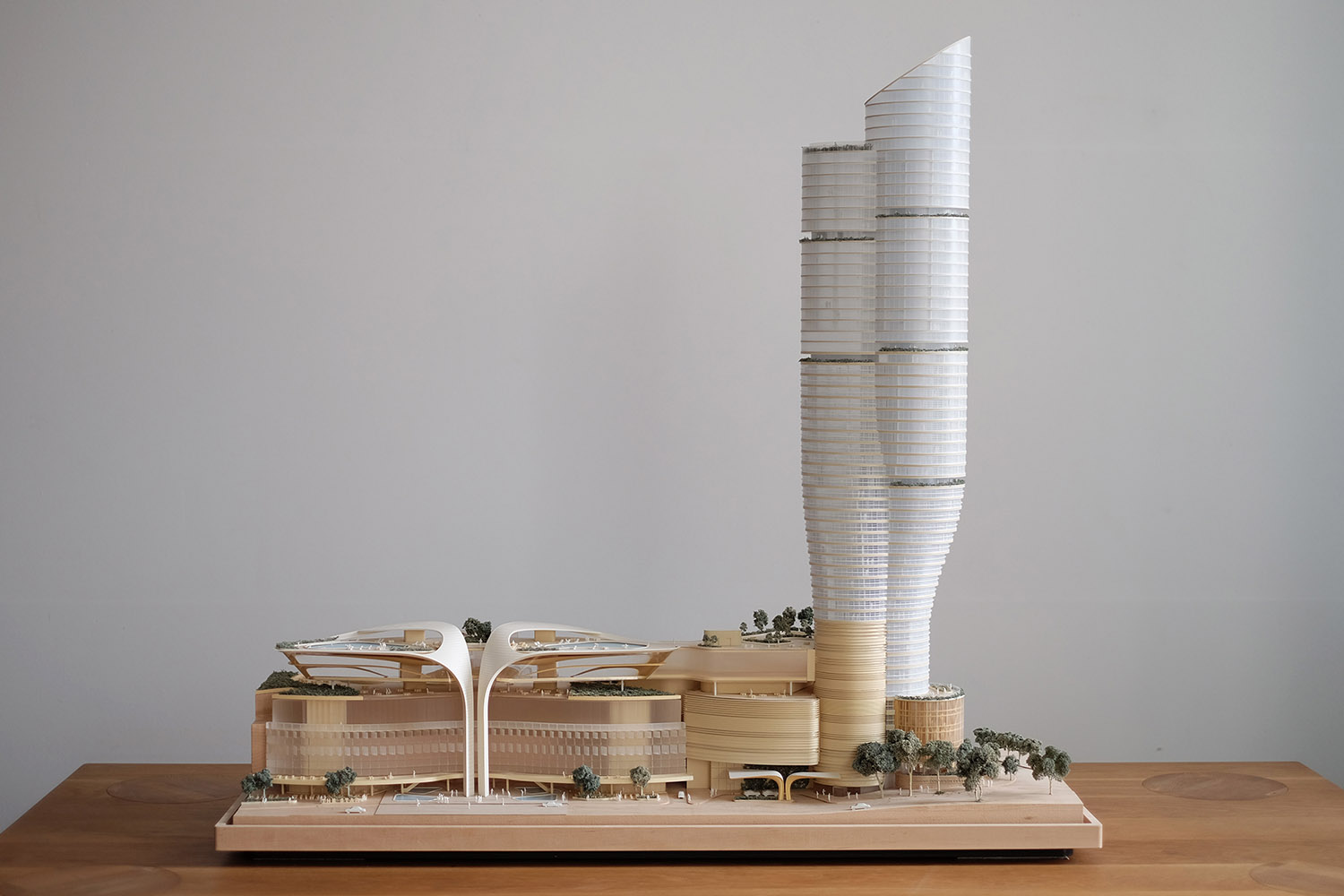 Ritz-Carlton at The Star by FJMT Architects