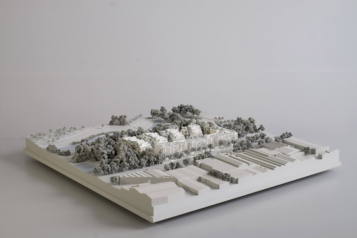 Scaled model for City of Sydney Development Application