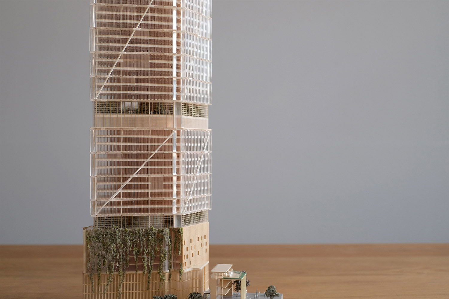 Architectural Competition Model