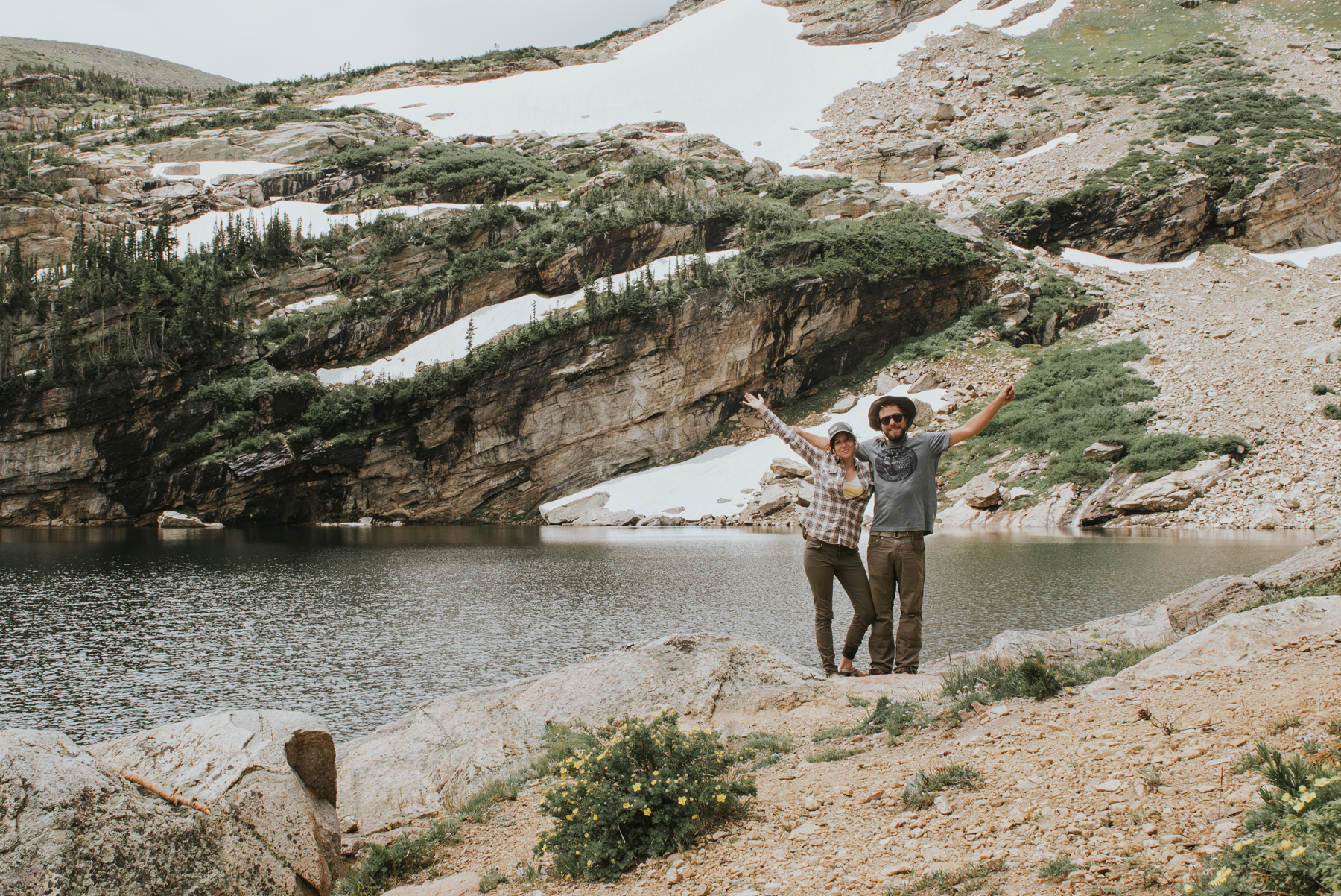 Indian Peaks Wilderness elope photography