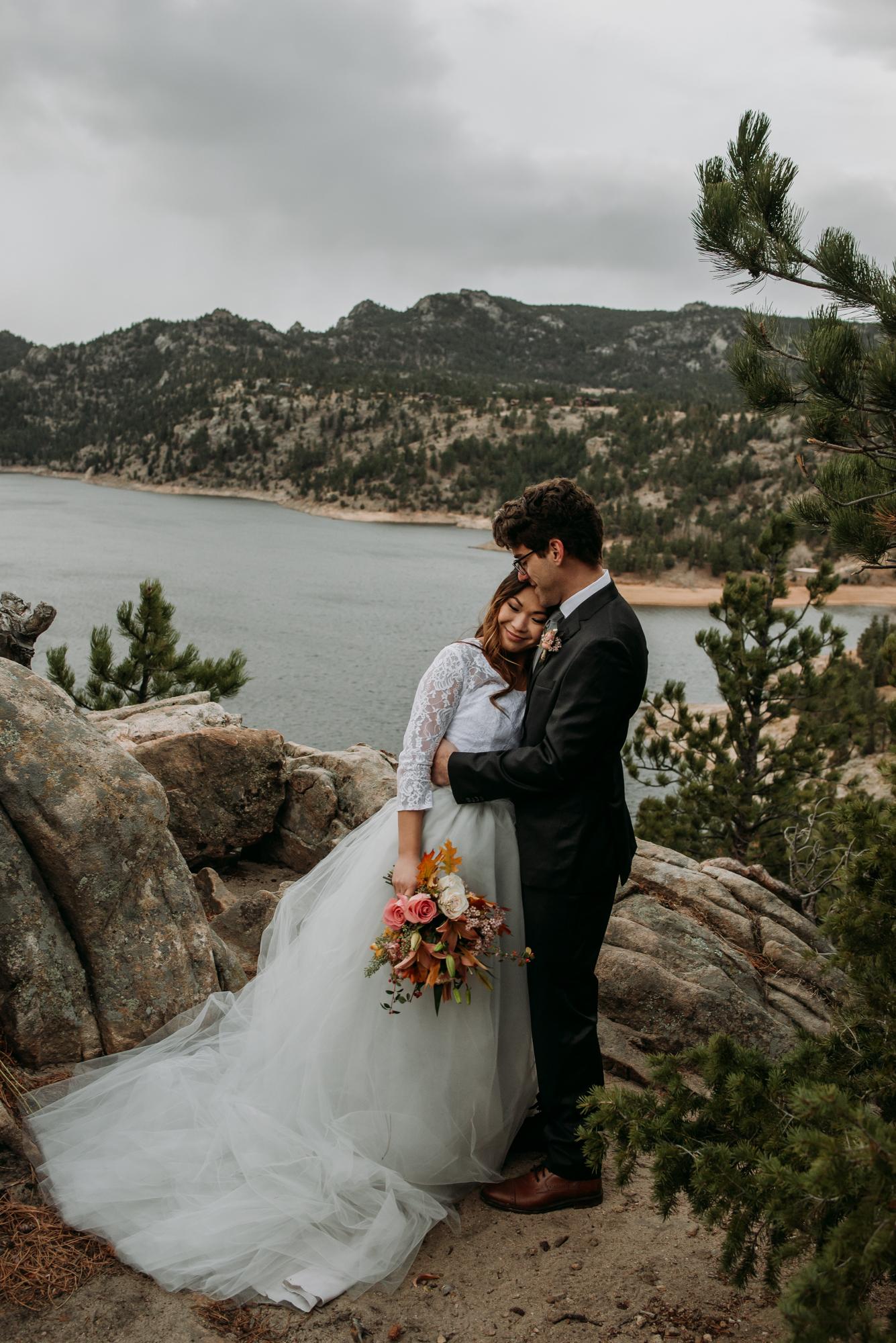 Epic Colorado elopement spot