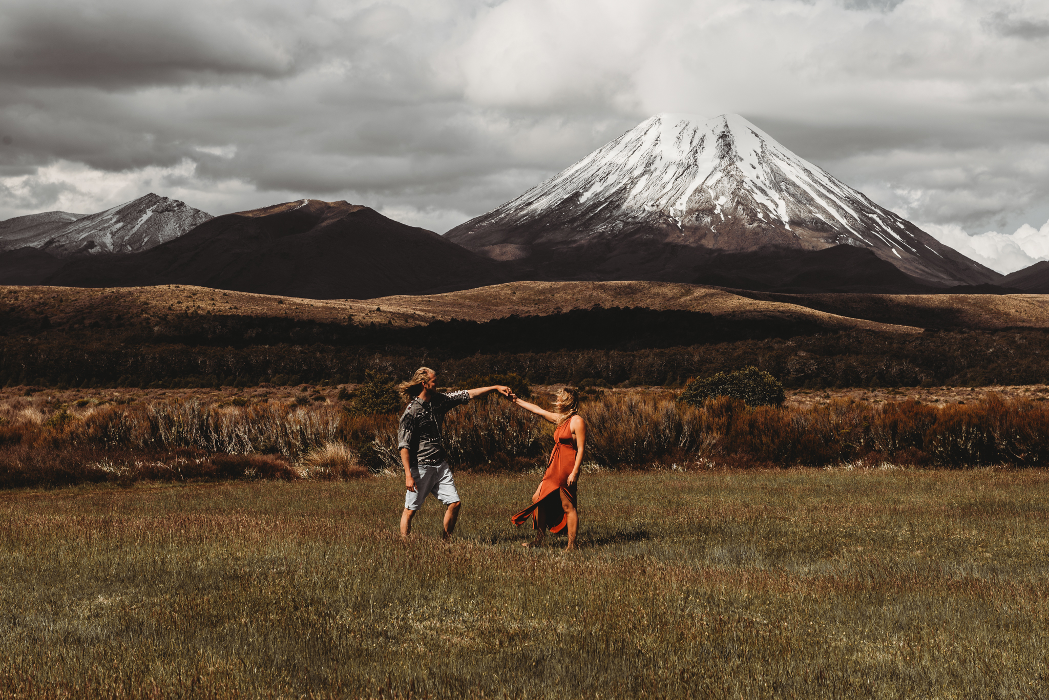 New Zealand Epic Elopement