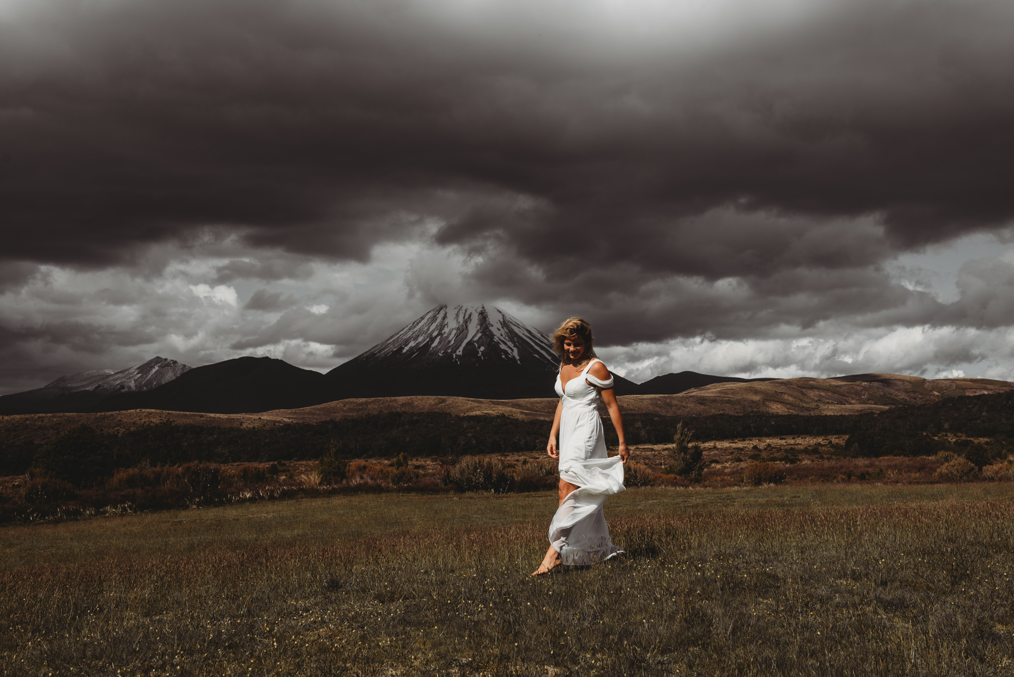 New Zealand North Island Wedding