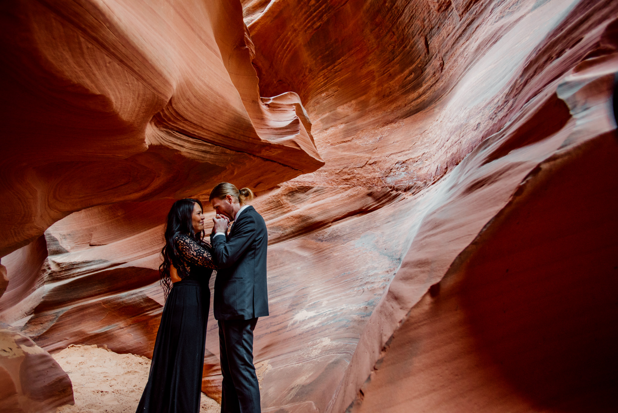 Visit Arizona for adventures for couples.