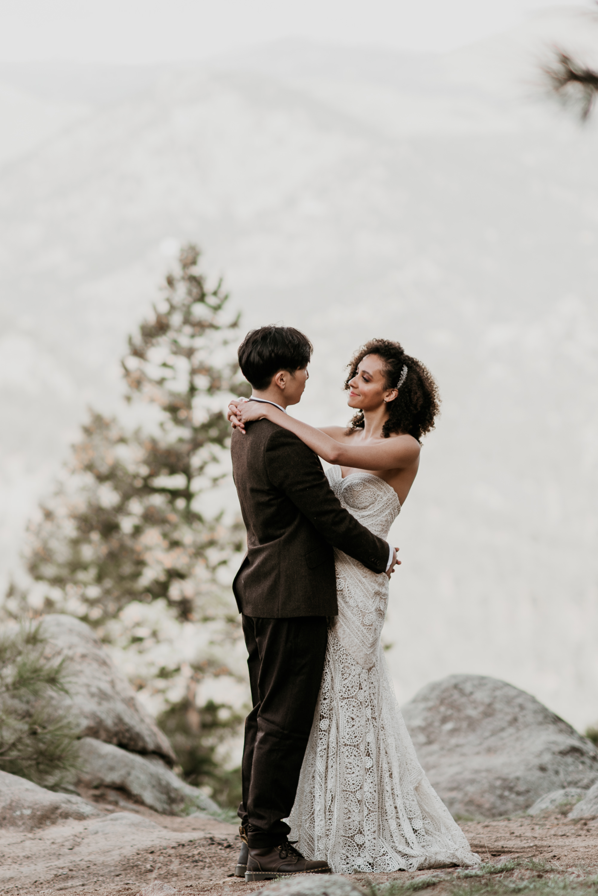 National Park elopement locations and photographers.