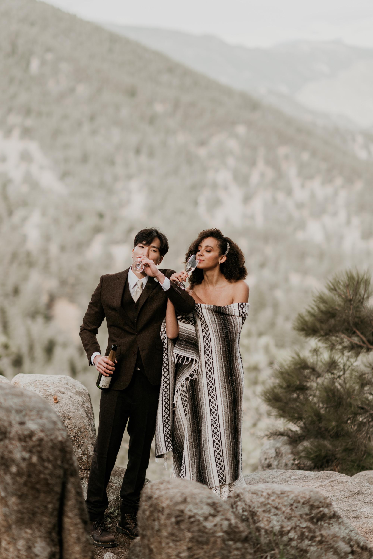 Small, low budget wedding ideas.