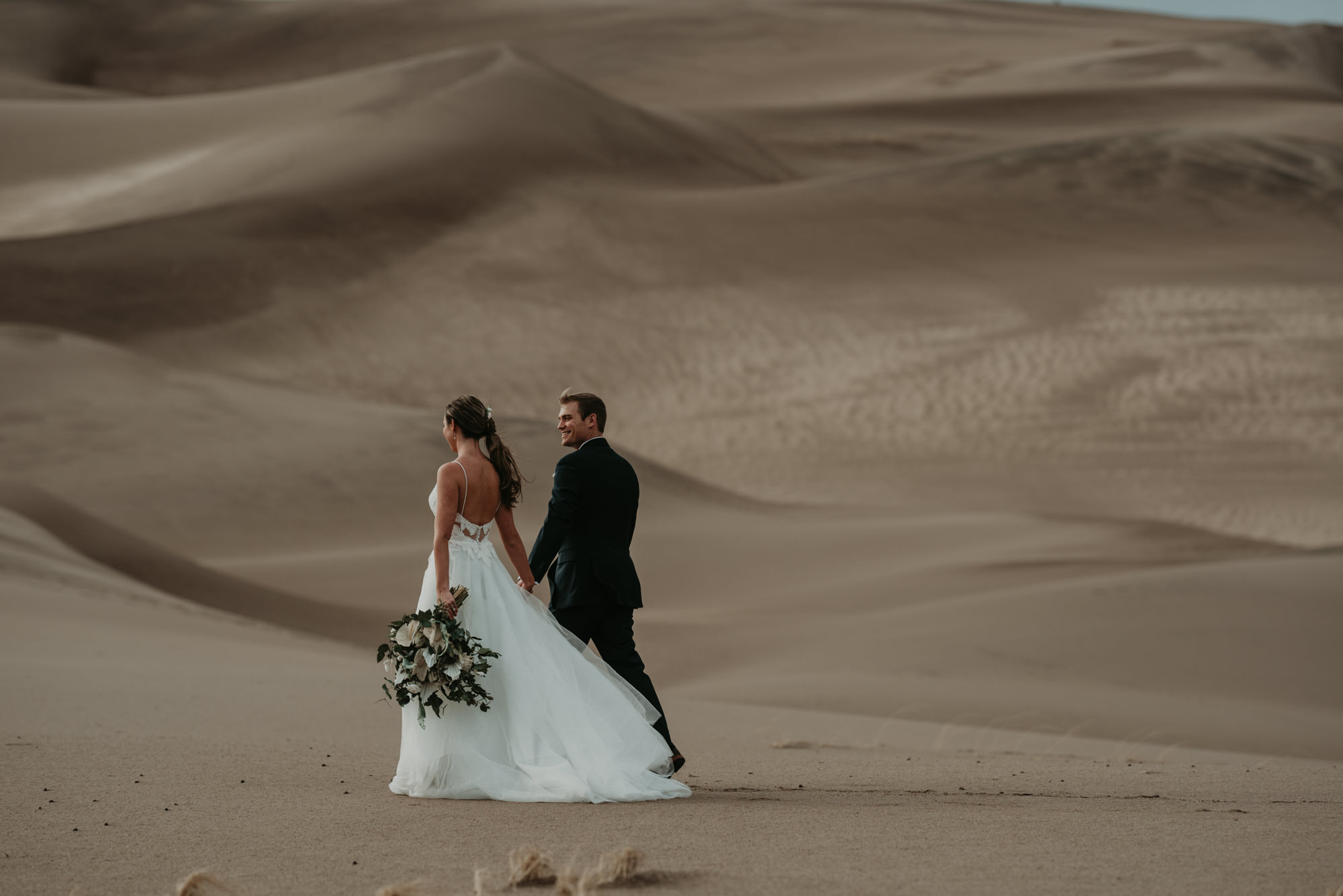 Great Sand Dunes Elopement