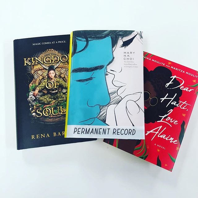 It's #nationalreadabookday! Here are some new must reads to add to your #TBRPile. What are you currently reading?