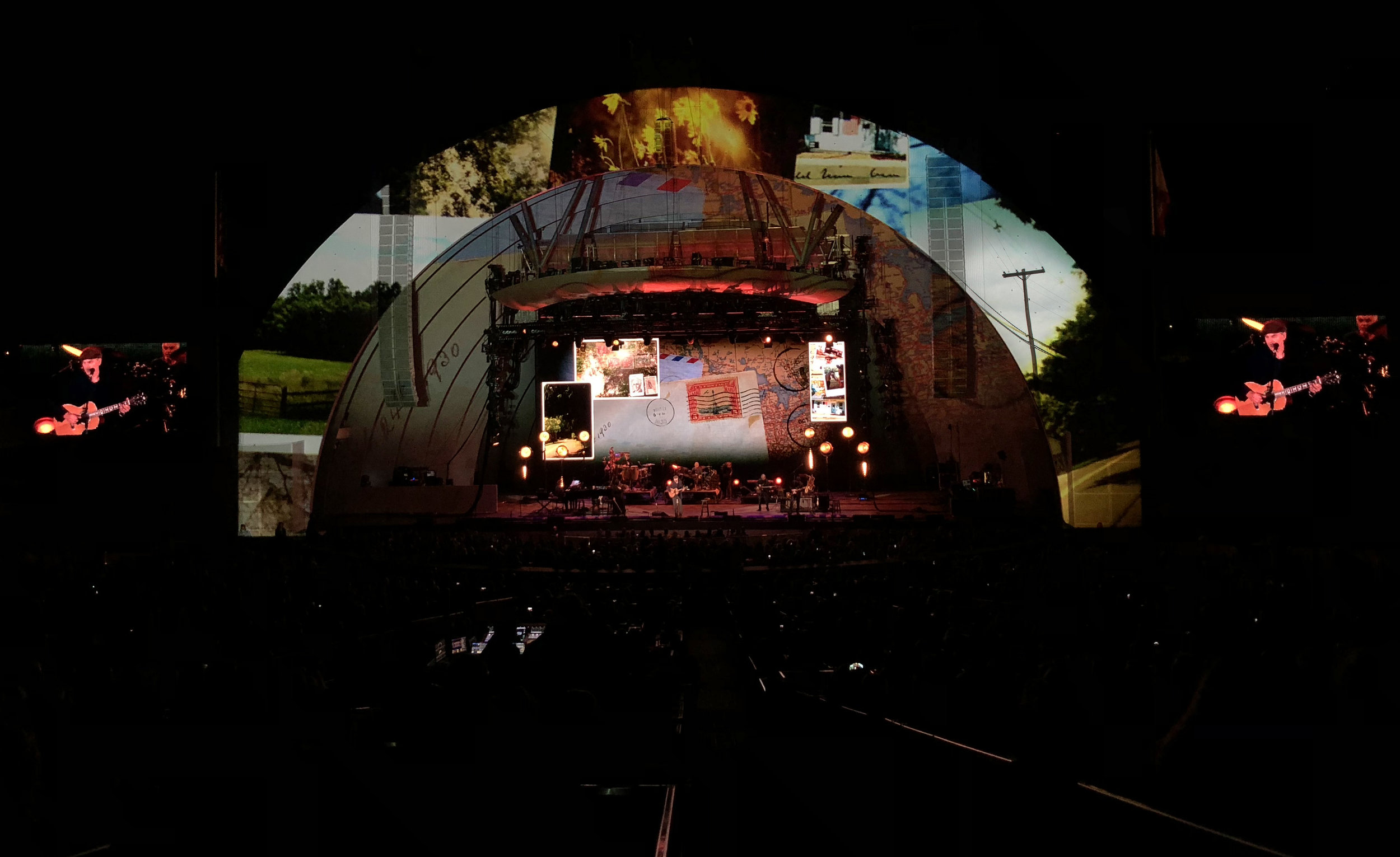James Taylor, Hollywood Bowl