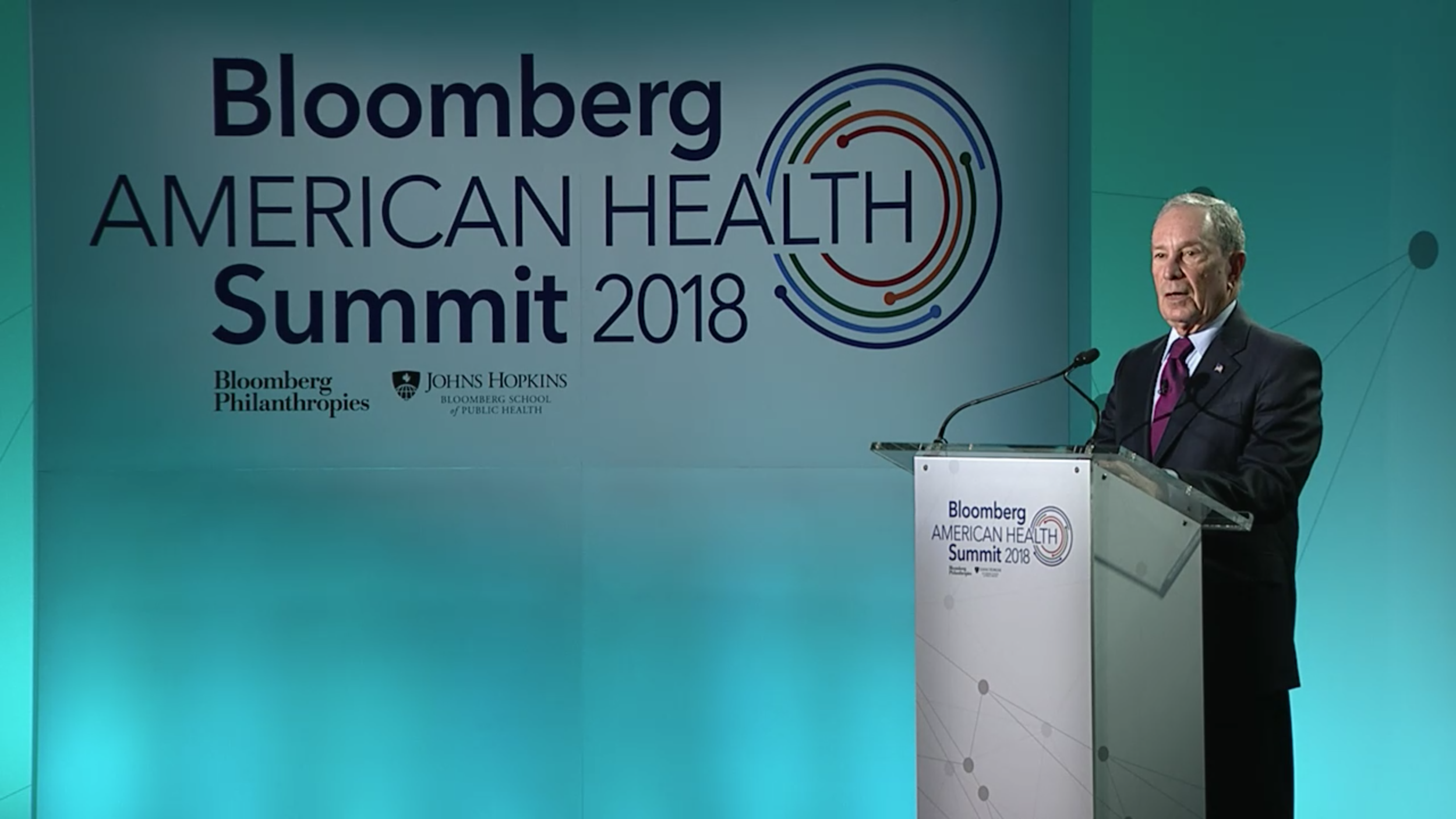 Bloomberg American Health Summit