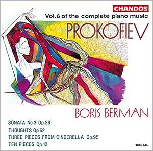 Prokofiev: Complete Piano Music, Vol. 6
