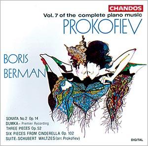 Prokofiev: Complete Piano Music, Vol. 7