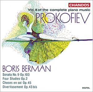 Prokofiev: Complete Piano Music, Vol. 8