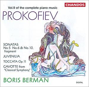 Prokofiev: Complete Piano Music, Vol. 9