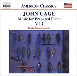 Cage: Music for Prepared Piano, Vol. 2