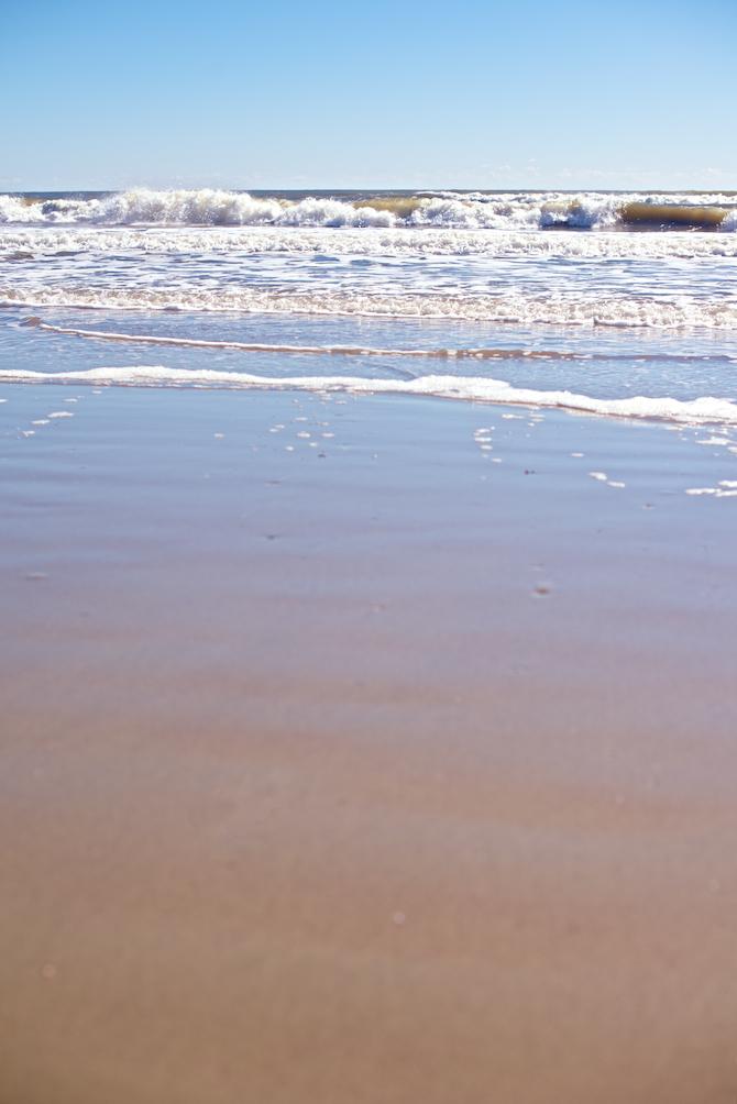 Winter on the Beach | naomivandoren.com